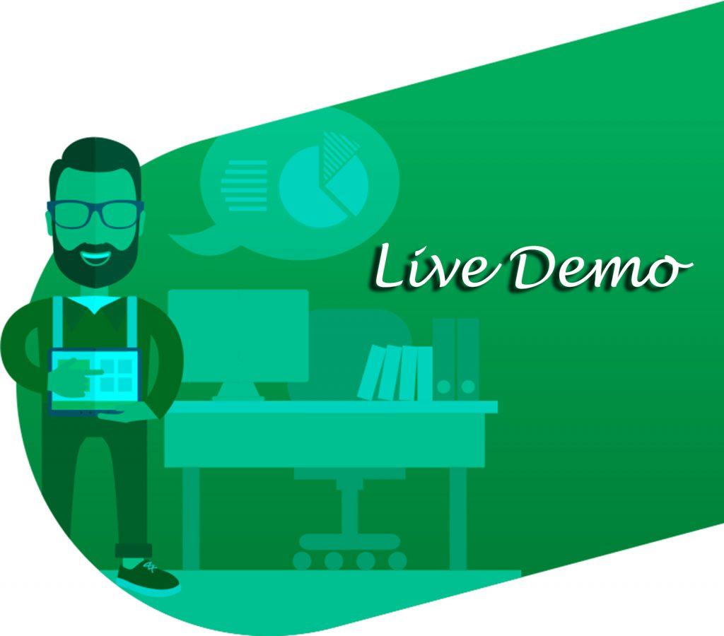 B360 accounting payroll inventory management software live demo